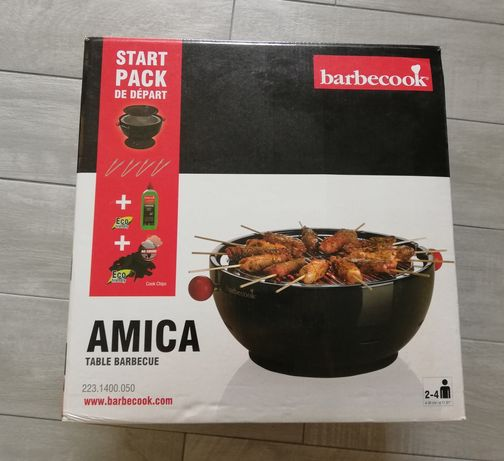 Grelhador de mesa Barbecook (com kit)