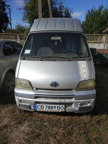 Китайский минибус