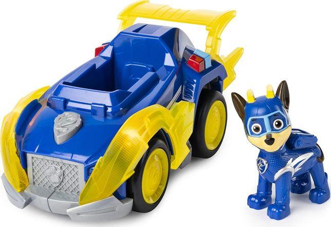 Paw Patrol Щенячий патруль Могучие Щенки Гонщик Чейз Mighty Pups Super