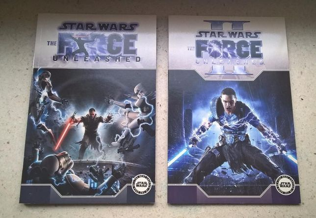 Star Wars: The Force Unleashed I & II [Dark Horse Comics]