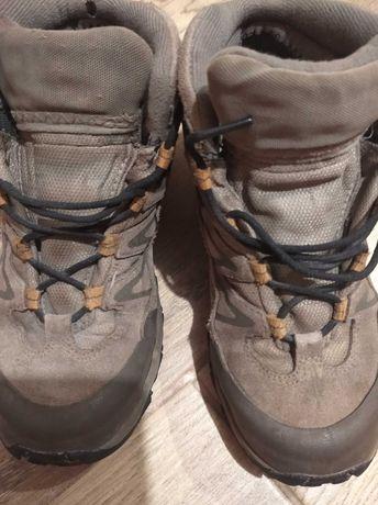 Ботинки демисезонные 34 размер
