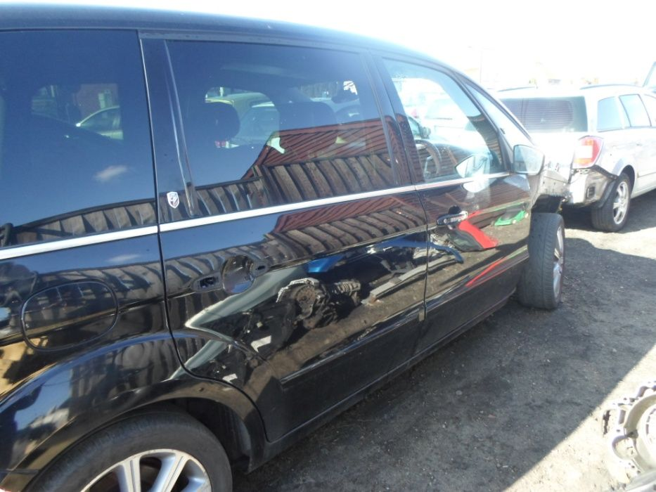 Ford Galaxy MK3 , 2.0 TDCI, 140 KM - drzwi prawy przód i tył kompletne Witaszyczki - image 1