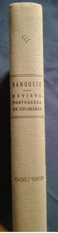 Banquete. Revista Portuguesa de Culinária.