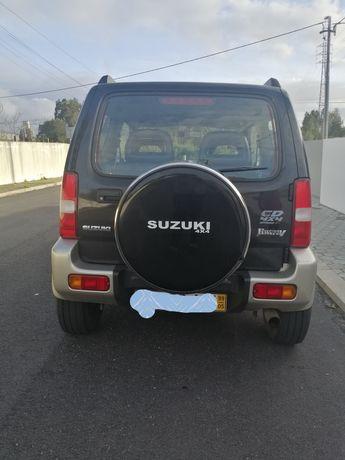 Suzuki Jimny Metal Top 1.3 80cv 16v