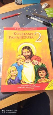 Podręcznik do religii kl. 2