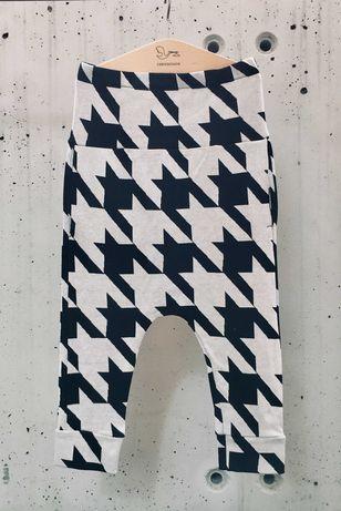 Spodnie marki Czesiociuch rozm. 110