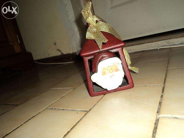 Candelabro alusivo ao natal