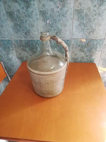 Garrafão antigo de 5 litros