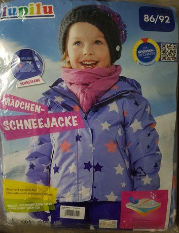 Термокуртки для девочки и мальчика Lupilu