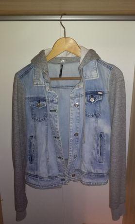 Kurtka damska jeansowa Cropp M