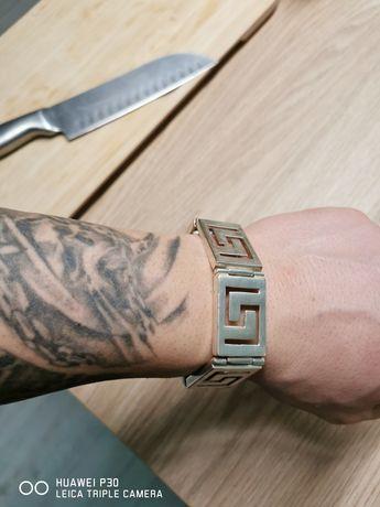 Srebrna bransoleta 925