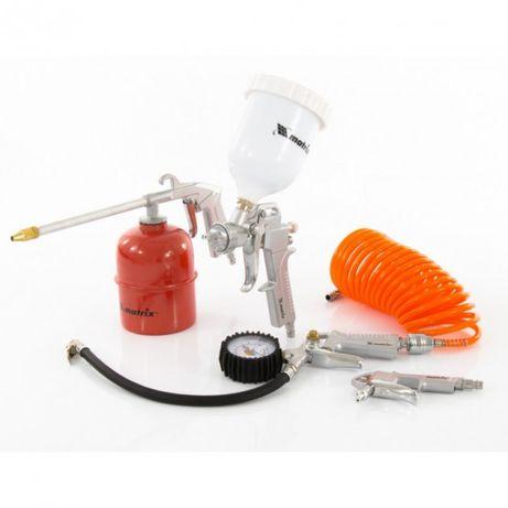 Набір пневмоінструменту MTX