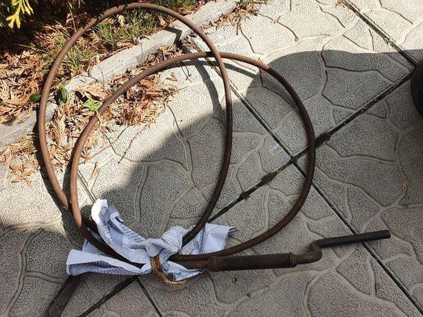 Трос для прочистки труб