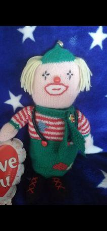 Кукла на подарк, ручной работы!