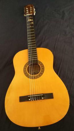 Gitara klasyczna Kapok 3/4, dla dziecka 9-13 lat + dodatki