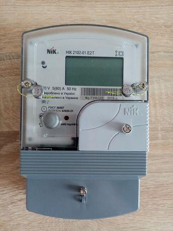 Продам новый, многотарифный электросчётчик