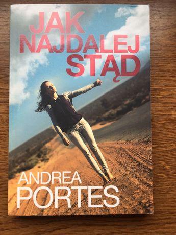 Książka Jak najdalej stąd Andrea Portes