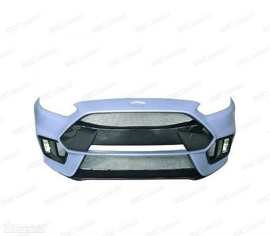 PÁRA-CHOQUES FRONTAL LOOK RS PARA FORD FOCUS MK5 (14-17)
