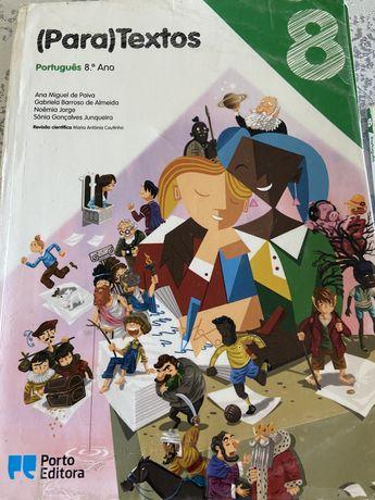 Livros portugues 8 ano