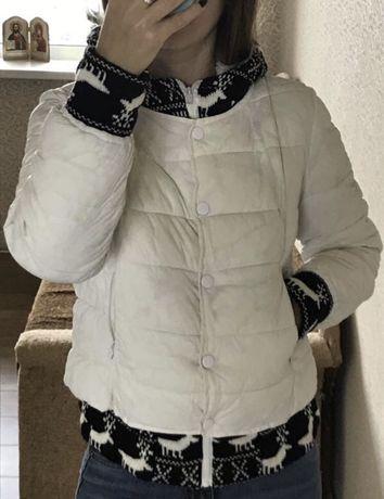 Женская куртка 44 размер