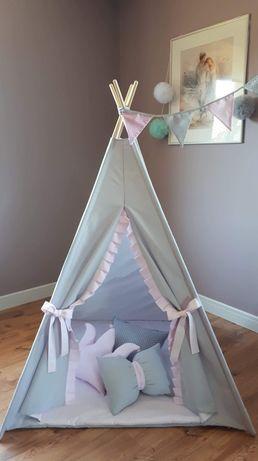 Namiot tipi dla dzieci dostepny od reki