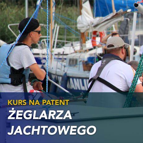 Kurs na patent żeglarza jachtowego
