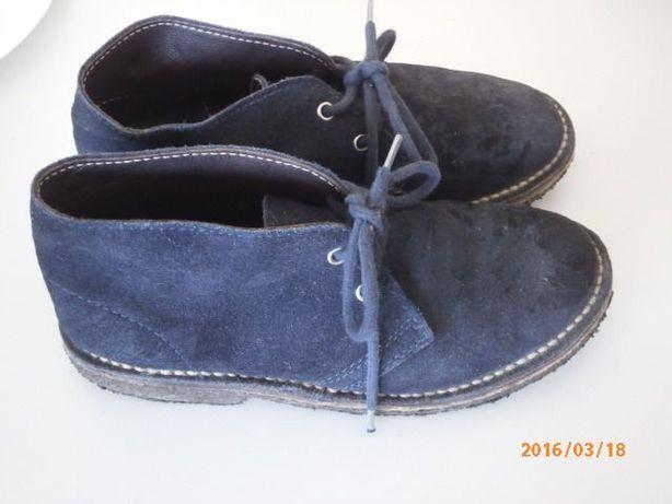 Trzewiki,półbuty ,buty zamszowe,skórzane rozm.31