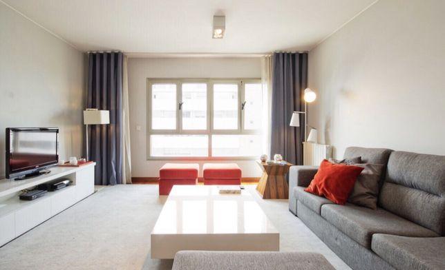 Apartamento mobilado no Bessa T3 último andar 140m2