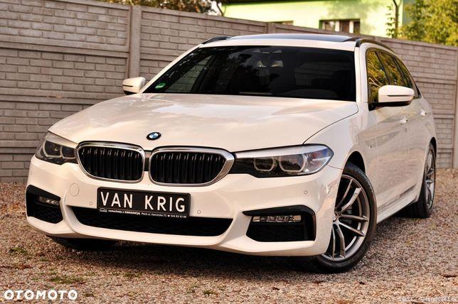 BMW Seria 5 M Pakiet Ambiente HEAD UP Panorama Alcantara