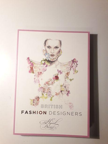 Książka moda H.Davies British Fashion designers projektanci mody Vogue