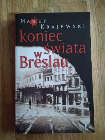 Koniec świata w Breslau, Marek Krajewski