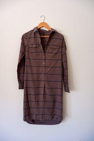 Vestido camiseiro- Pepe Jeans