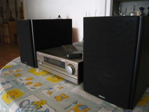 Amplificador DENON UDRA 90 + Colunas DENON SC-G51B