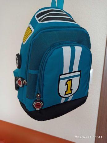Рюкзак детский машина