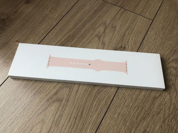 Nowa opaska Apple Watch 38/40 mm pink sand NOWE!