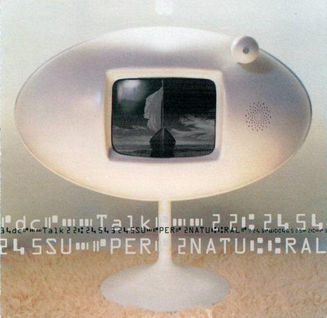 DC TALK - SUPERNATURAL -CD - nowa , zafoliowana