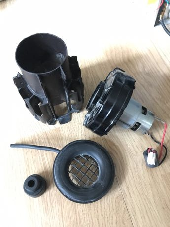 Odkurzacz pionowy Bosch Athlet 25.2V - silnik + koszyk
