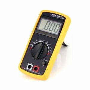 Измеритель конденсаторов GBX CM 9601A мультиметр