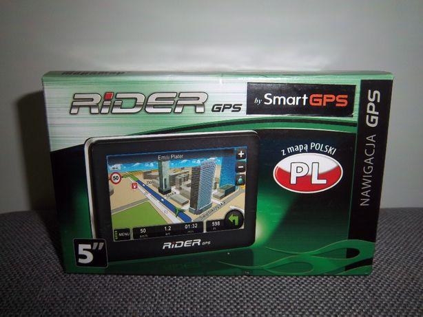 GPS Rider nawigacja samochodowa