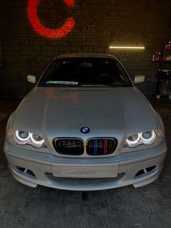 Bmw e46 coupe 2002