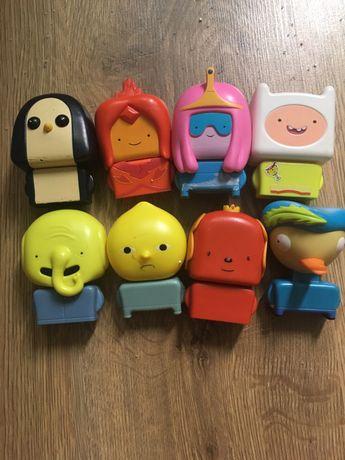 Игрушки из mcdonalds