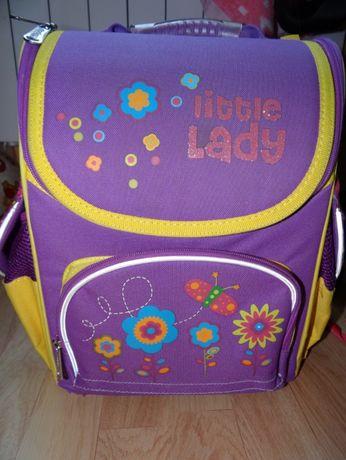 Рюкзак школьный 1 Вересня для девочки-первоклашки