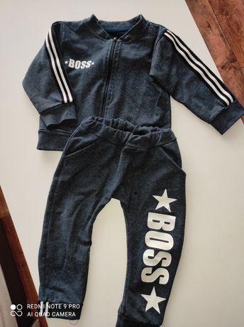 Sprzedam dres Boss 92/98