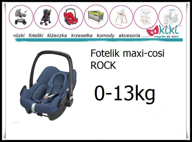 Maxi Cosi Fotelik 0-13 Rock Nomad Blue