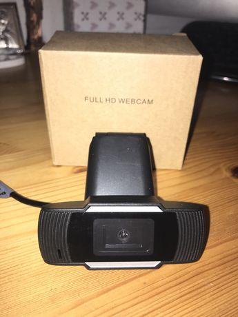 Kamerka do laptopa/komputera USB + mikrofon Full HD