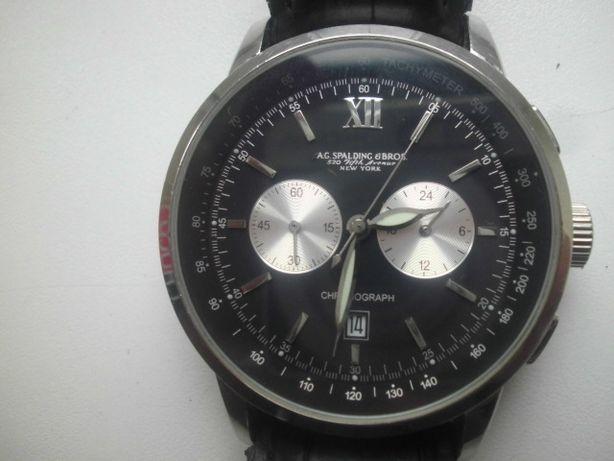 Zamienię amerykański zegarek A.G. Spalding & Bros CHronograph