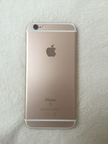 iPhone 6s, Apple,  gold ,32GB ,bez akcesoriów