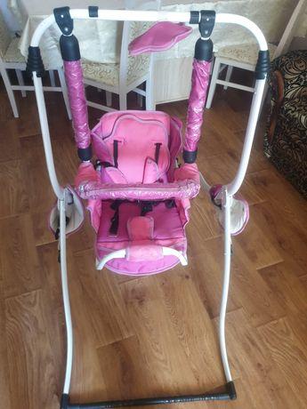 Продам для отличного подарка Качелю для ребёнка  от 0-3 лет