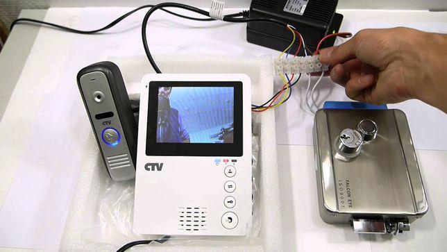 Ремонт, установка домофонов, видеодомофонов. Сервисное обслуживание.