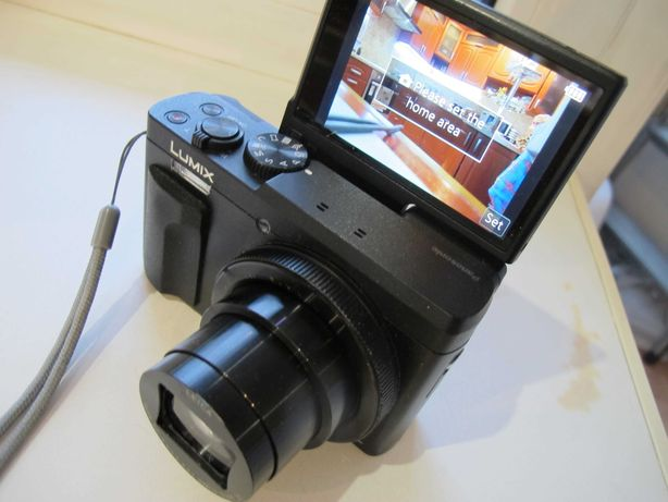 Panasonic Lumix TZ90 - 4K,фото Wi-Fi